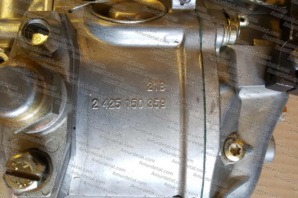 Тнвд Bosch Камаз Евро 2 325 л.с. - 0402736931