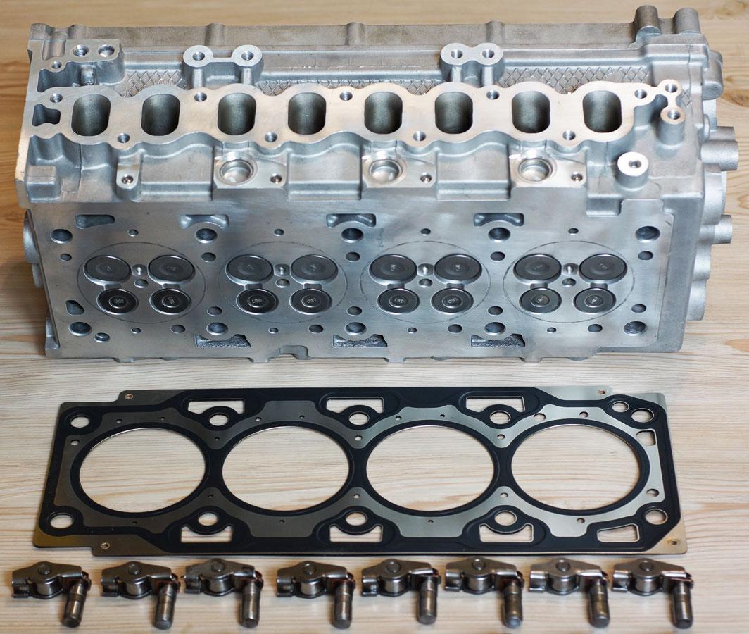 Акция ГБЦ 1003100-ED01 на Ховер 5 с клапанами за 45000 рублей.