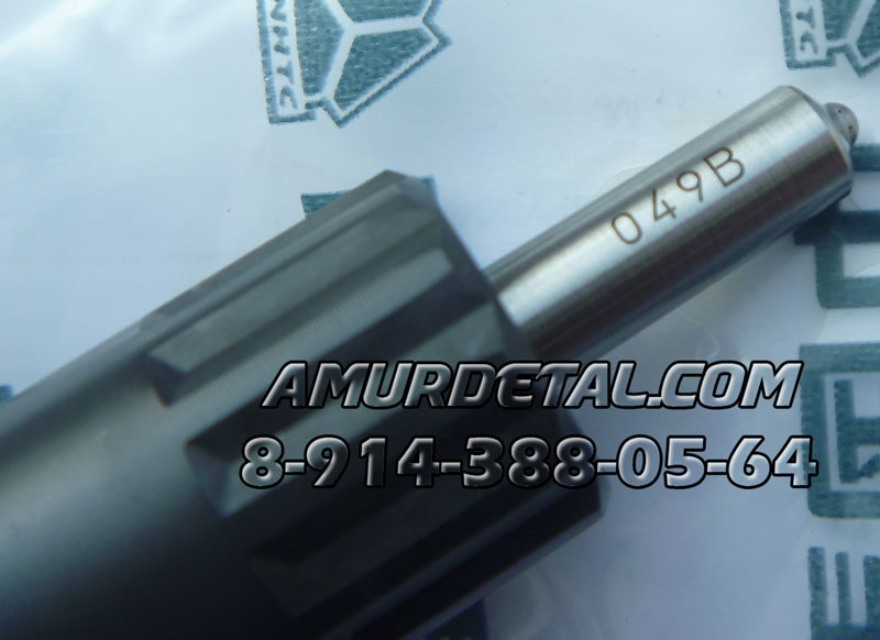 Форсунка 095000-8011 Hovo A7 Евро 4 (D12) 0950008011