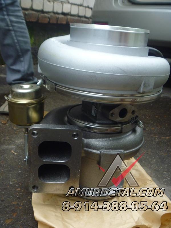 Турбокомпрессор Detoit Diesel 6L60 GT4702 turbo 706224-0001