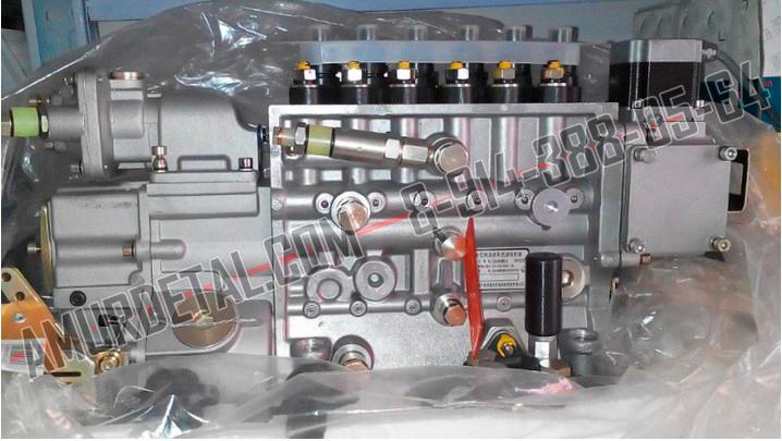ТНВД Хово двигатель WD615.93E EGR and WD615.97E EGR