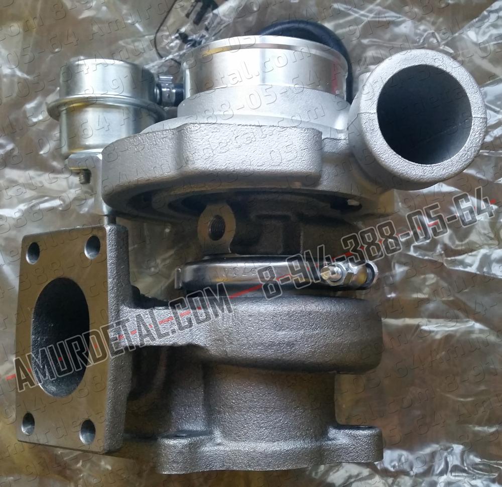 Турбокомпрессоры (турбина) HX27W - 4033251, 2855947, 4045307