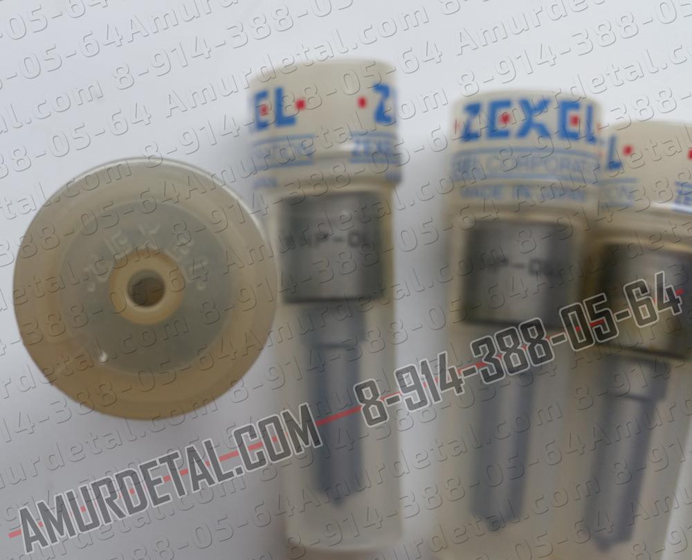 Распылитель NP-DLLA158PN104, 105017-1040 - 6D34 (ME727047)