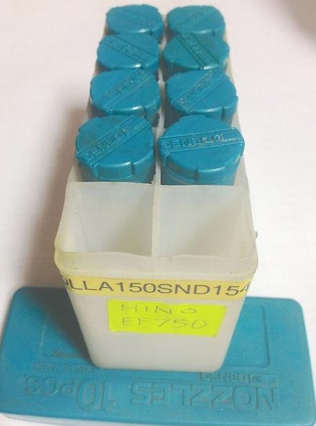 Распылитель HIN EF550 (750) DLLA150SND154, 093400-1540, ND DLLA 150 SND 154