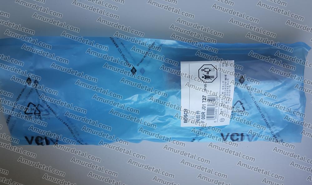 Клапан F 00R J01 727 форсунки 0 445 120 086/087/088/127/166
