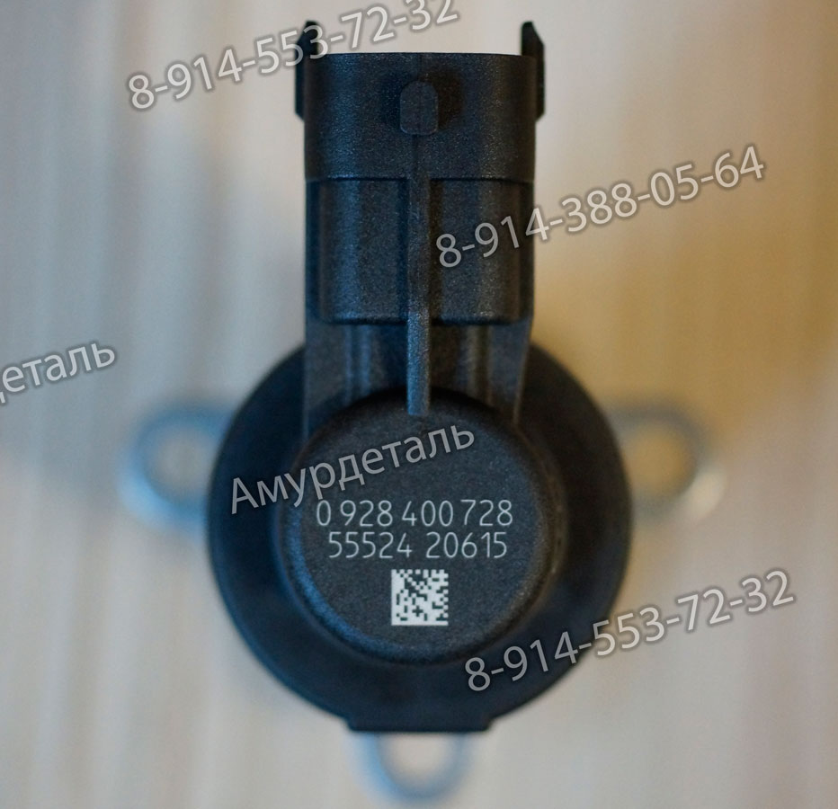 Актуатор - дозатор топлива 71754810 Fiat Ducato 2.0JTD