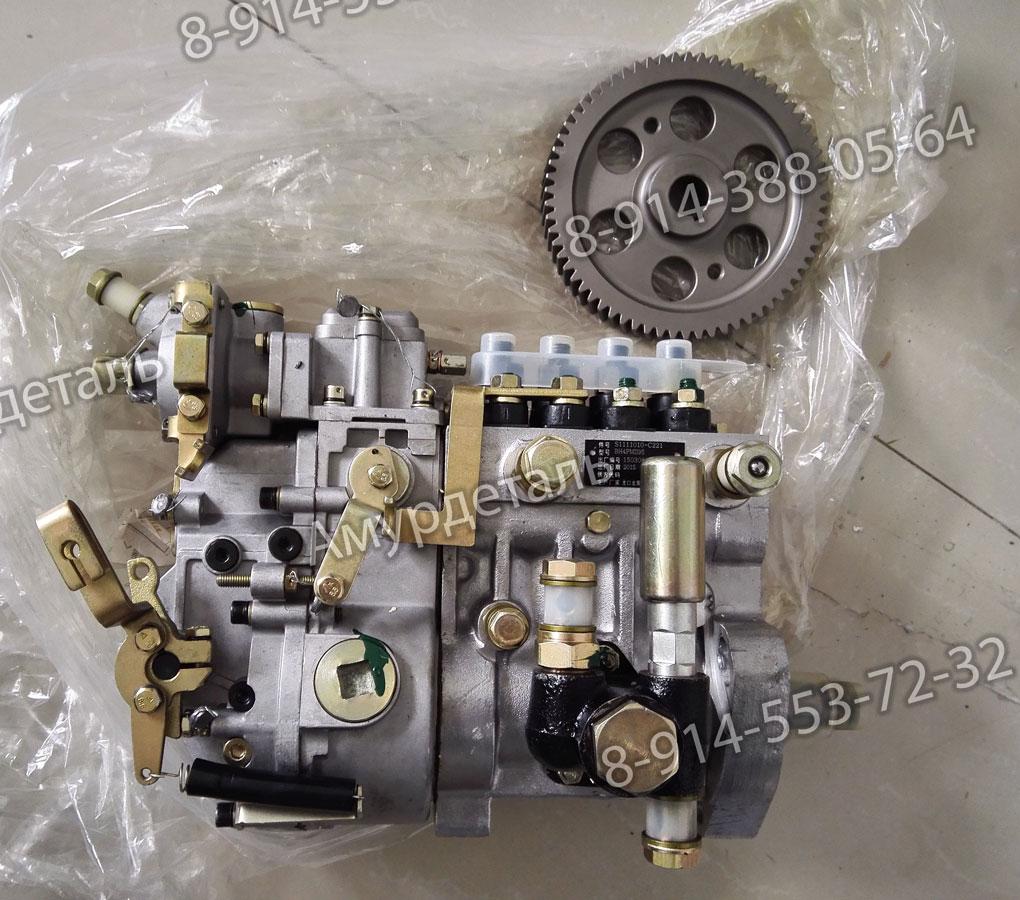 Комплект переоборудования Baw 1065 двигателя CA4DC2-12E3 из евро3 в евро2