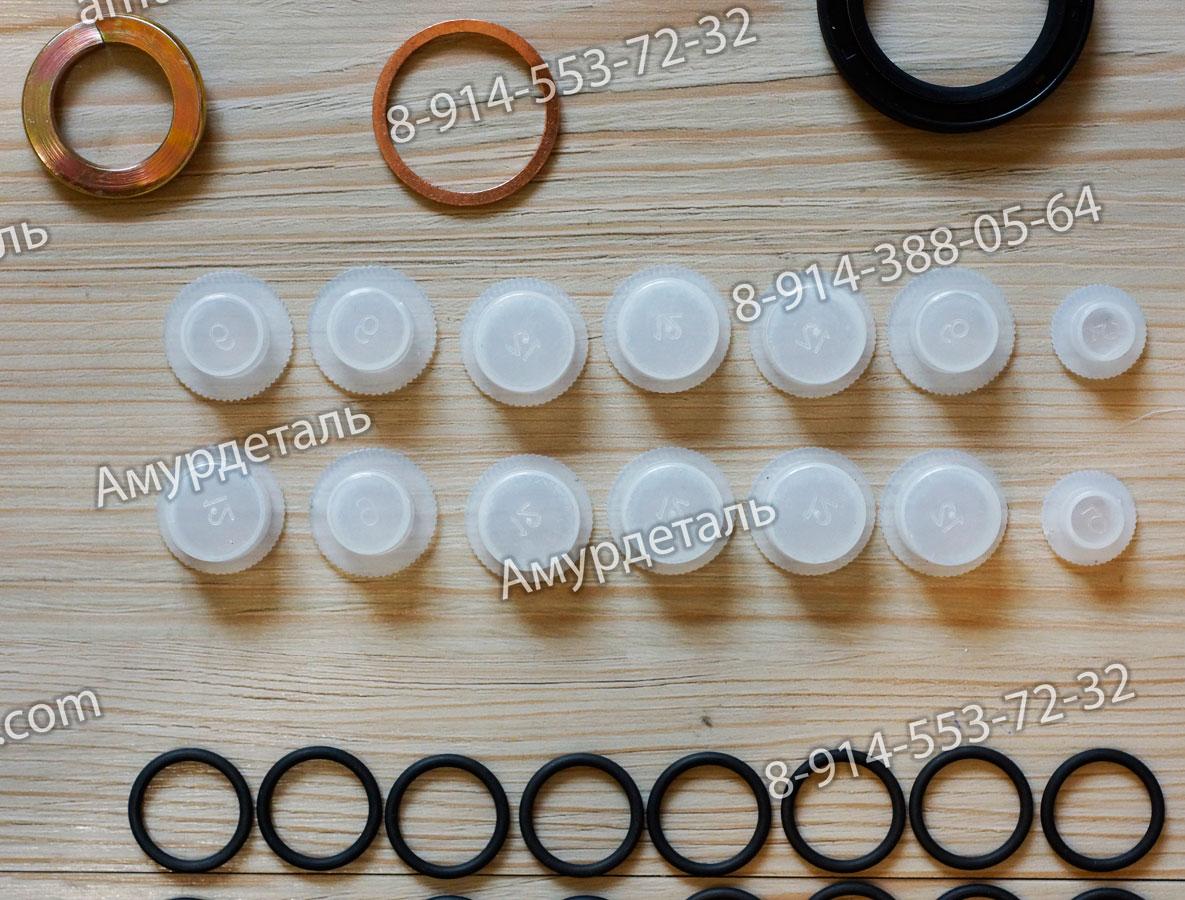 Ремкомплект ТНВД камаз 2 417 010 022 - S7100, S7800 дв. 740-51-320 BOSCH