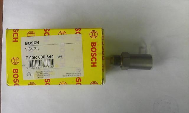 Клапан ограничения давления Ford, Renault, Volkswagen 1110010030