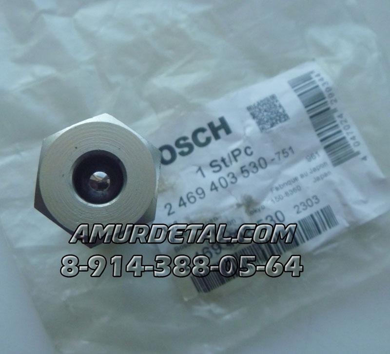Клапан перепускной F019D03372 топливного насоса ТНВД 0 445 020 071(WP10)