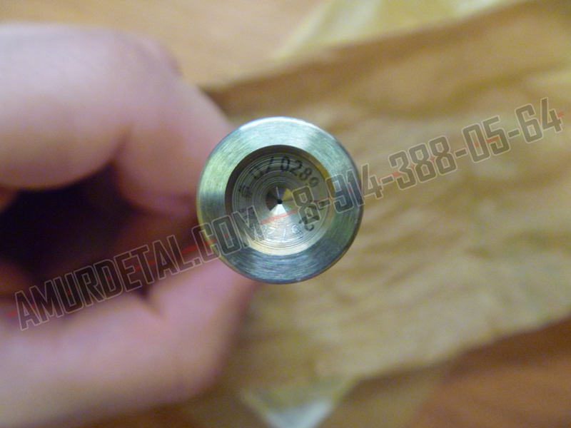 Клапан с штоком F 00R J00 399 форсунки 0445120009 /010/014/015/019/020/084/085