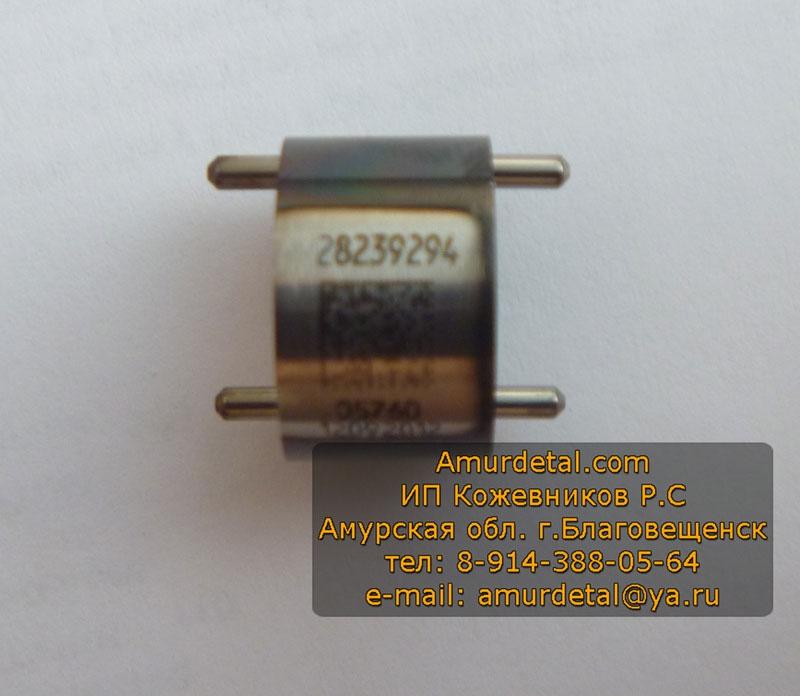 Клапан форсунки 6640170221 Euro III - 9308-621C, 9308618C, 9308-618C, 9308z621C