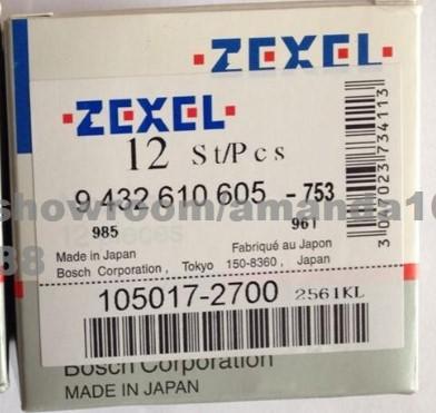 Распылитель форсунки NP-DLLA154PN270 105017-2700, 9432610605,8-97217-763-0
