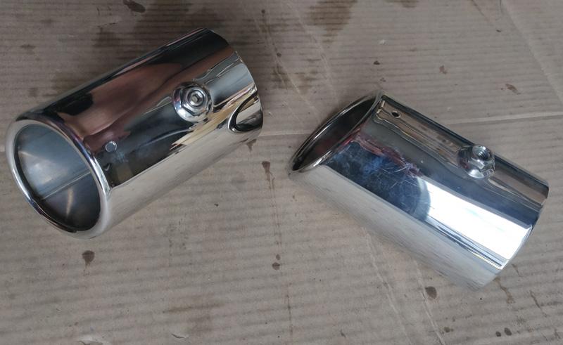 Насадка на глушитель Hover H3,H5,H6