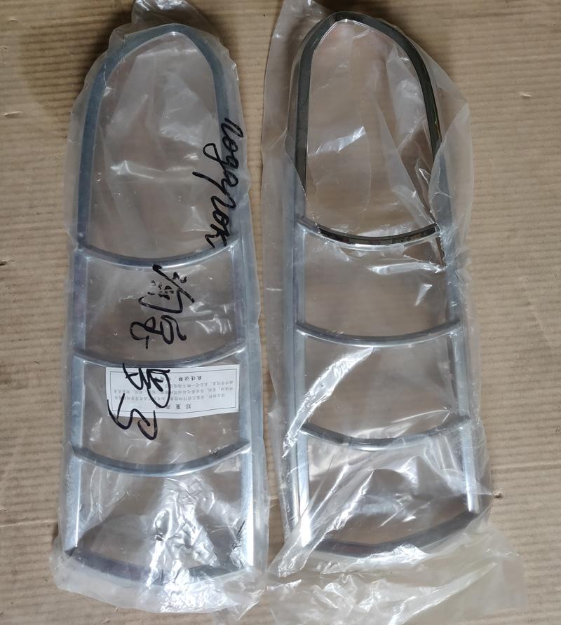 Декоративные накладки на задние фары Грейт Вол Ховер h5 верхние