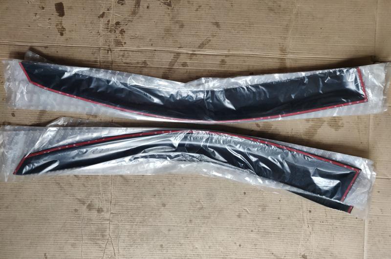 Ветровики универсальные Hover H3, Hover H5 тонкие комплект на авто