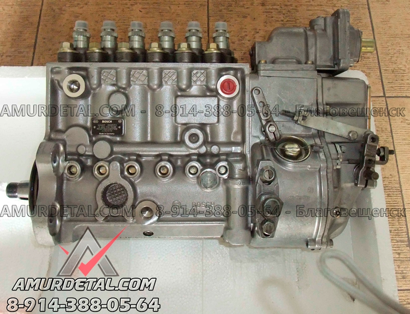 ТНВД dongfeng Евро2 300 л.с. Bosch 9400230092, 0402736922, 0402736925, 3976375
