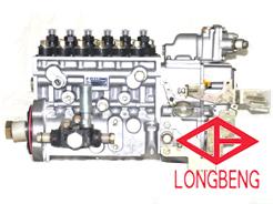 ТНВД 612600081256 BP5A78 LongBeng WD615